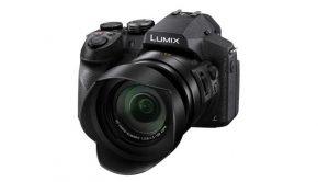 Panasonic LUMIX DMC-FZ300EGK 4K Bridge-Kamera