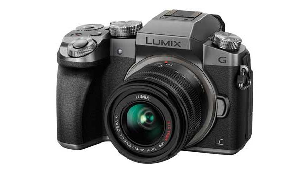 panasonic dmc g70keg s lumix 4k systemkamera. Black Bedroom Furniture Sets. Home Design Ideas