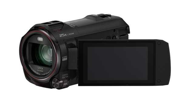 panasonic hc vx878eg k 4k camcorder 4k kamera tests. Black Bedroom Furniture Sets. Home Design Ideas