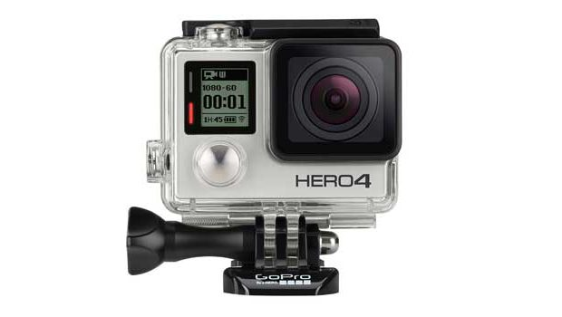 GoPro HERO4 4K Actionkamera