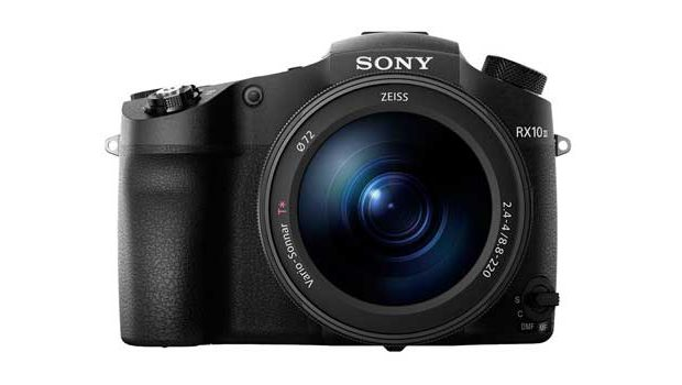 Sony DSC-RX10M3 Premium 4K Bridge-Kamera