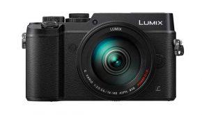 Panasonic LUMIX G DMC-GX8HEG-K 4K Systemkamera
