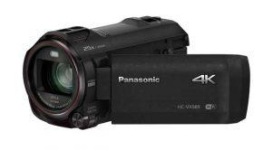 Panasonic HC-VX989 4K Camcorder