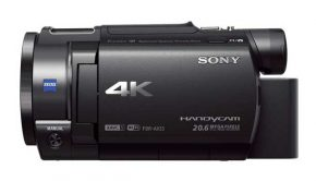 Sony FDR-AX33 4K Camcorder