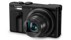 Panasonic LUMIX DMC-TZ81EG-K 4K Kompaktkamera