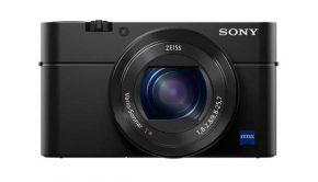 Sony DSC-RX100 IV 4K Kompaktkamera