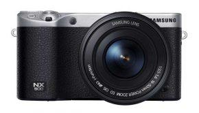 Samsung NX500 4K Systemkamera